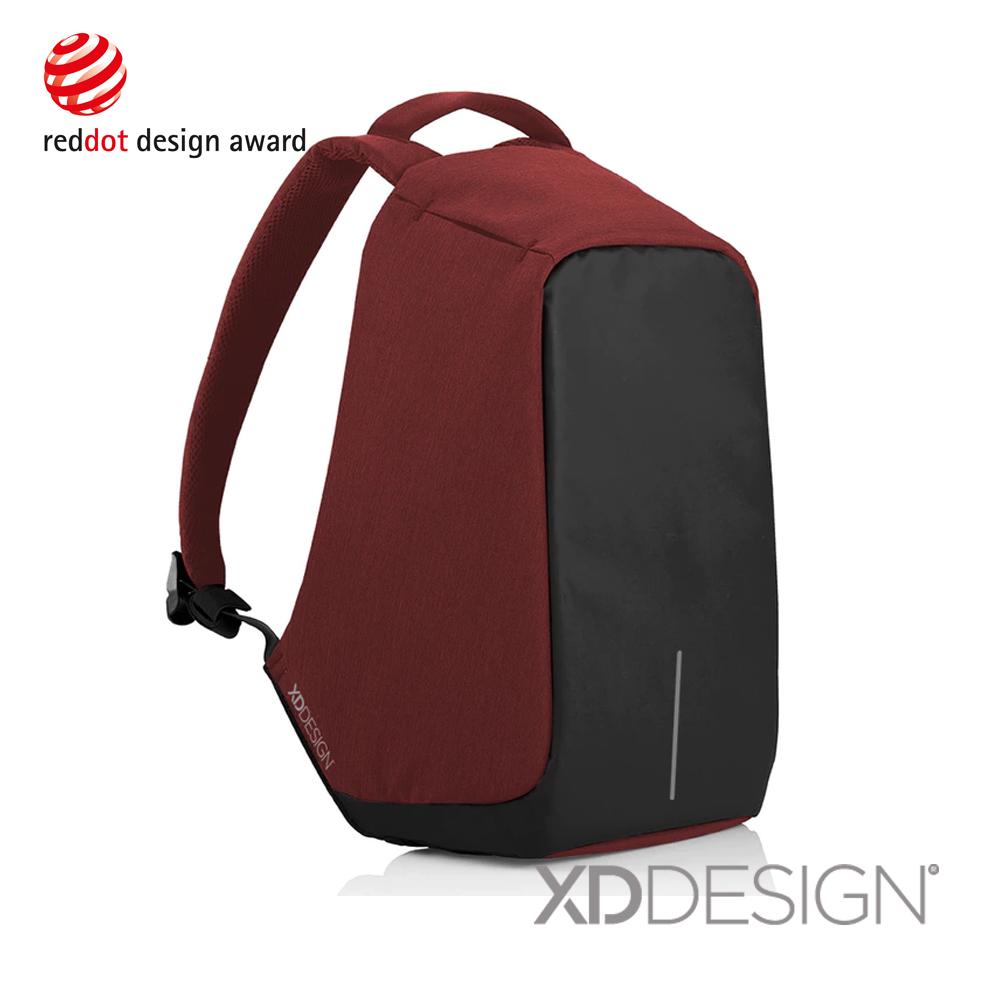 XD-Design|終極安全防盜後背包-紅色限量款(桃品國際公司貨)