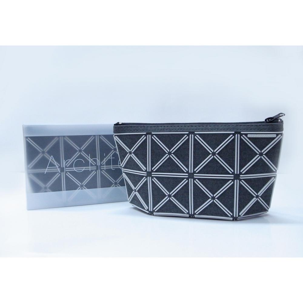 Duckimage|建築系列隨身袋包-XL(灰色)