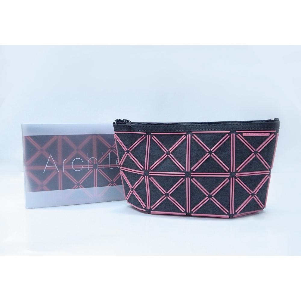 Duckimage|建築系列隨身袋包-XL(粉紅色)