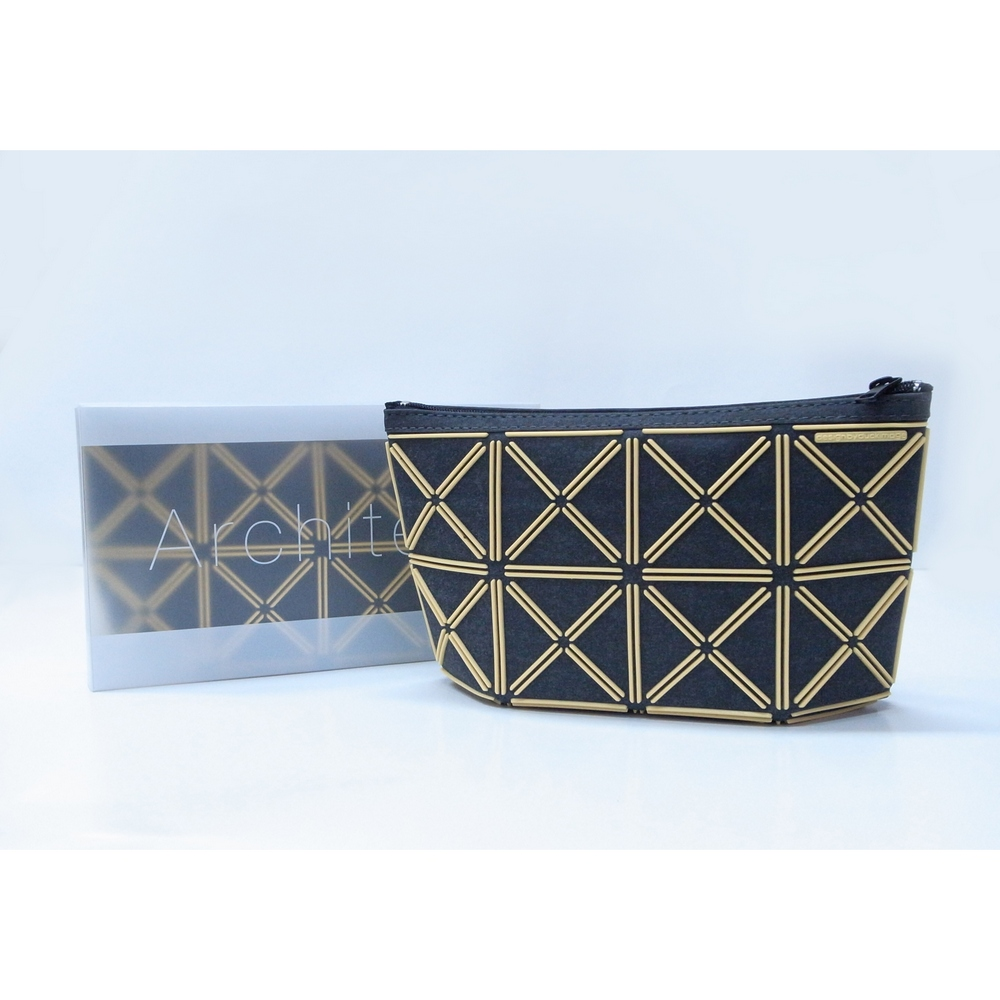 Duckimage|建築系列隨身袋包-XL(黃色)