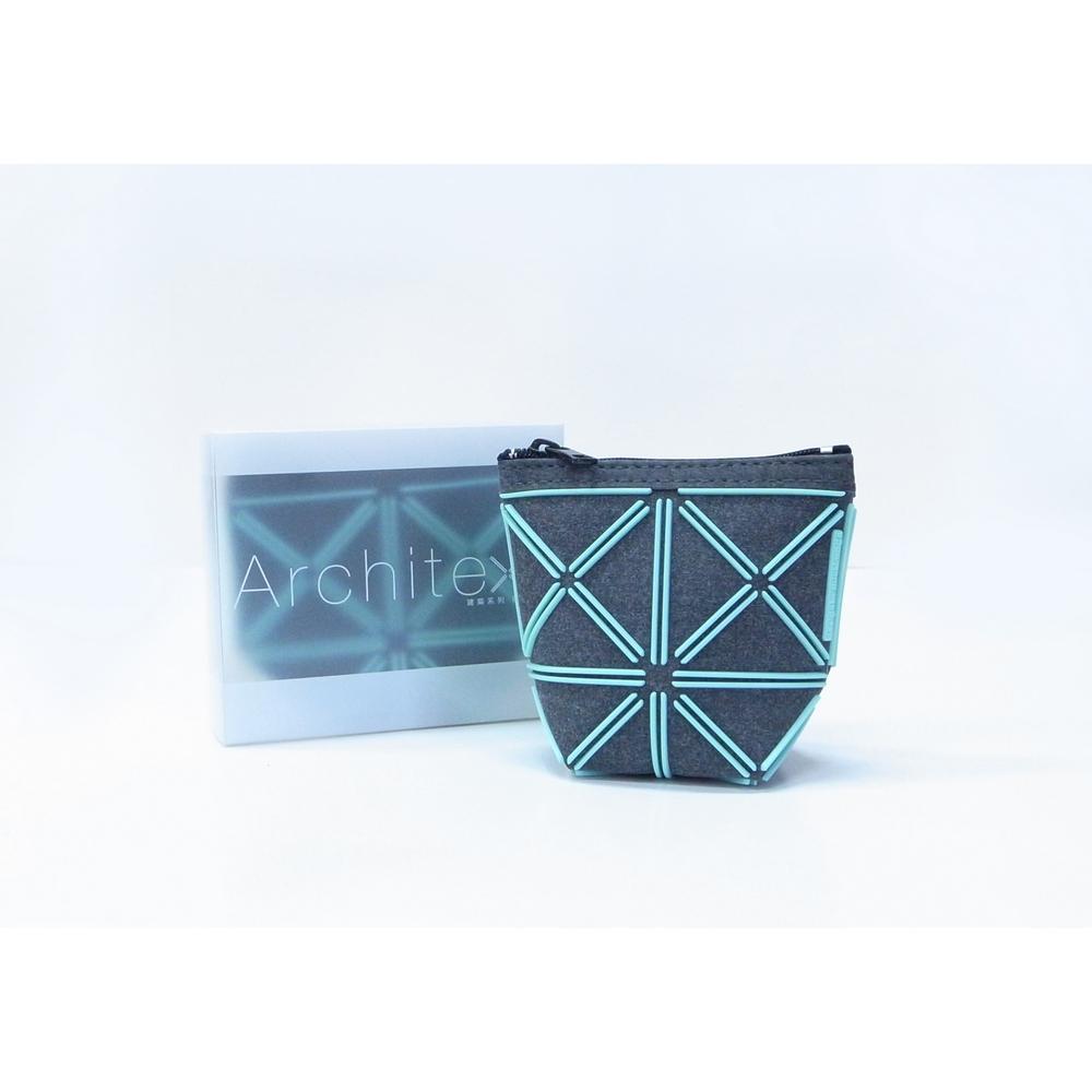 Duckimage 建築系列隨身袋包-M(藍色)