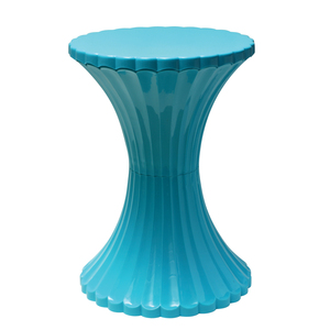 島民 談談冰果室椅凳 4入(藍)