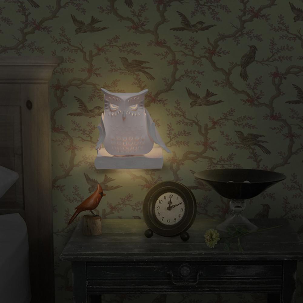 島民 蘭嶼角鴞燈罩(附小夜燈)