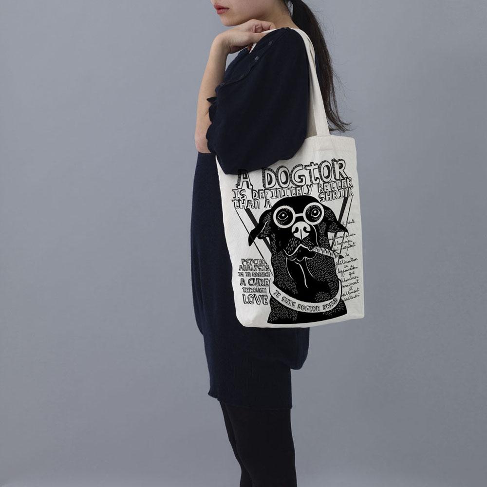 島民|棉布袋 - Dogtor德洛依德