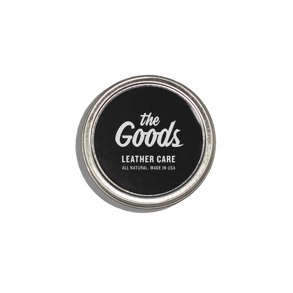The Goods│The Guard 天然皮革保養油