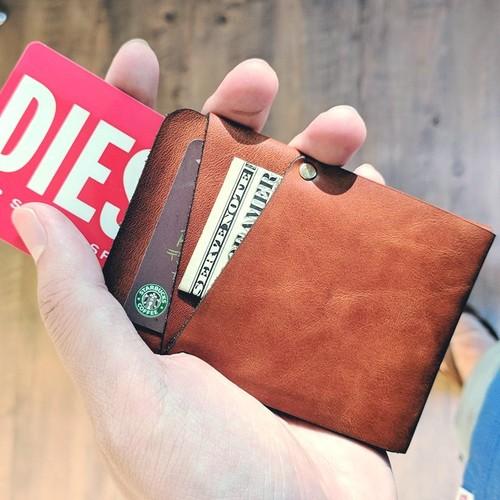 Unic|無縫線極簡錢包/票卡夾/名片夾