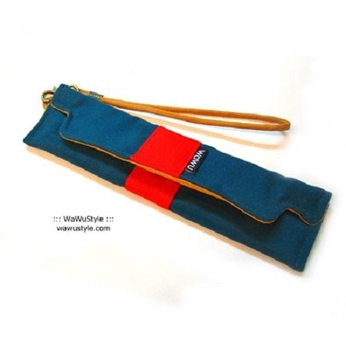 WaWu|筆袋/筷套-附繩附餐具(TOY)