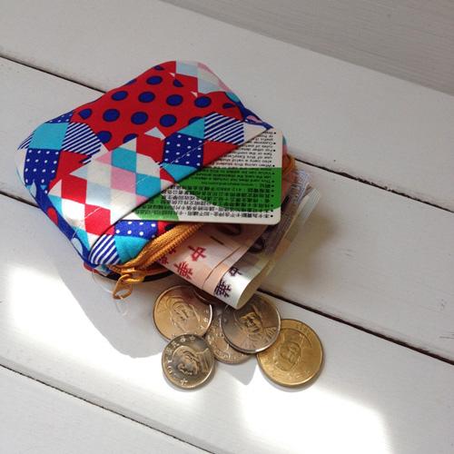 WaWu|小零錢包(繽紛幾何)