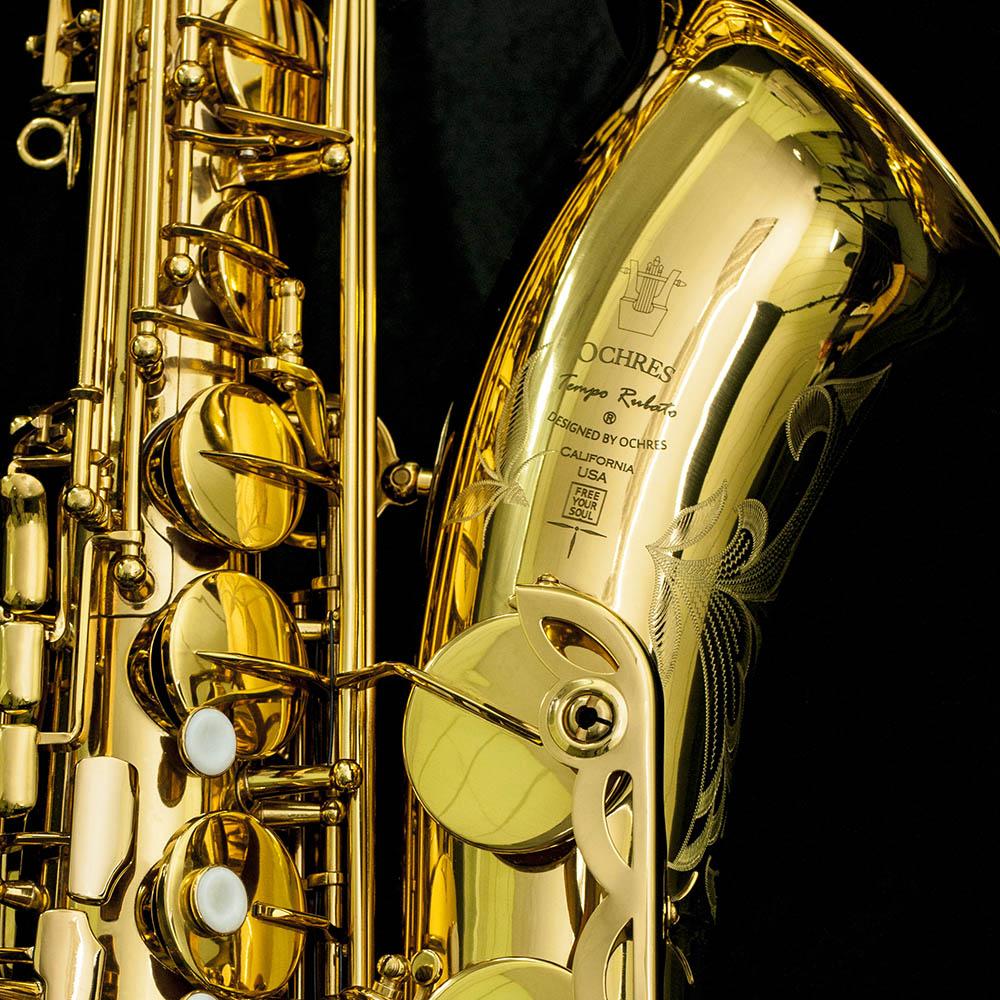 OCHRES| Tempo Rubato Tenor Saxophone 節奏神偷系列-次中音薩克斯風(OCT-TRG)