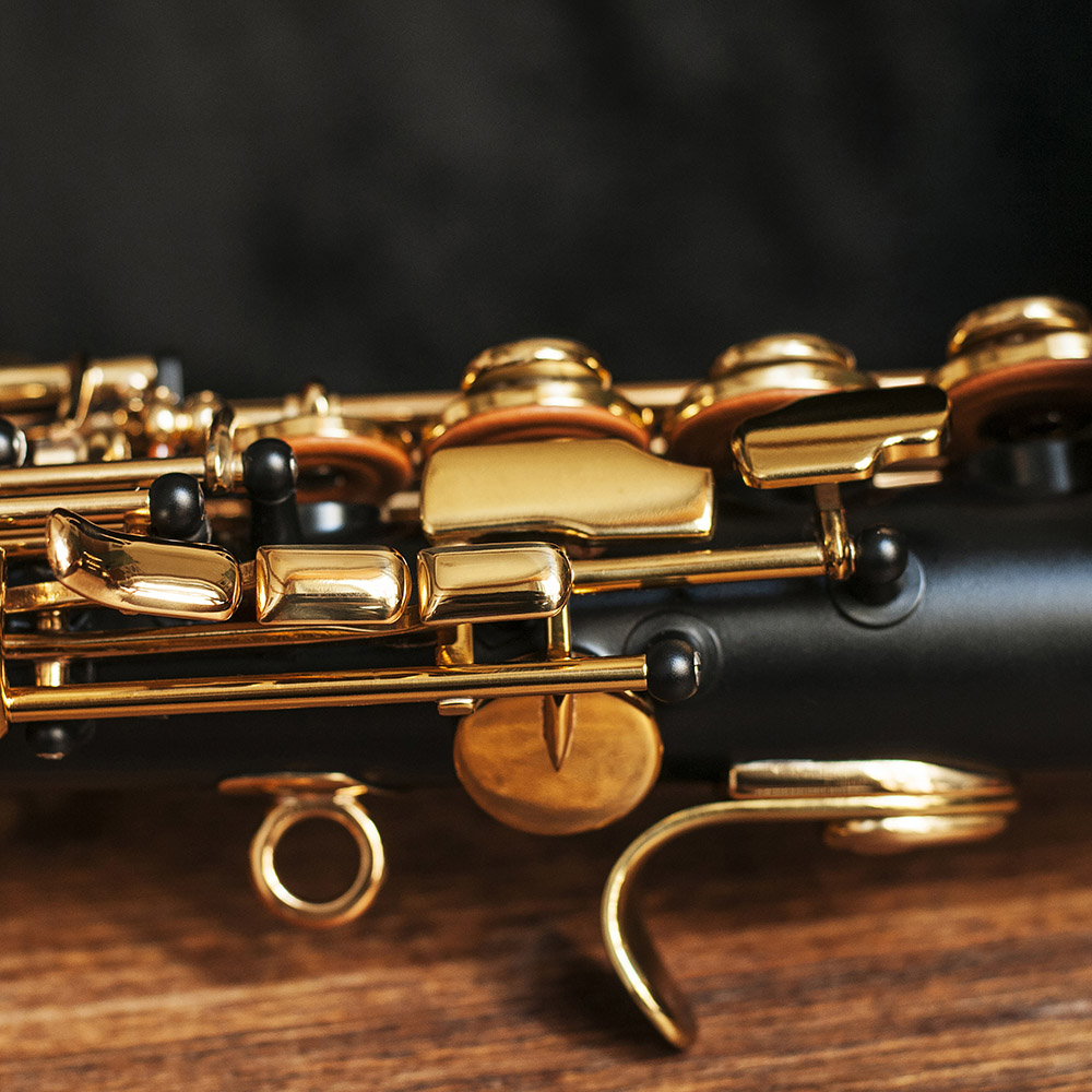 OCHRES N5 Professional Soprano Saxophone 演奏家型-高音薩克斯風(OCS-N5B)