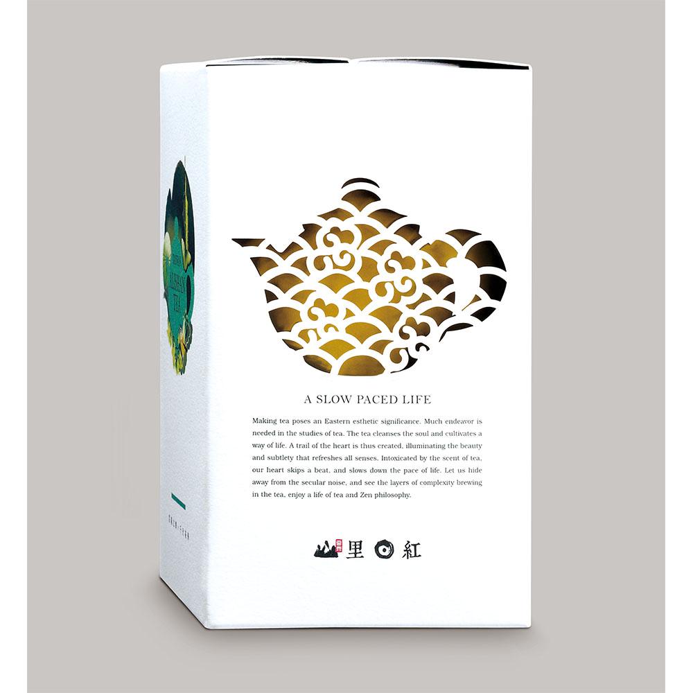 山里日紅|新景金萱-4g散茶10入裝/盒