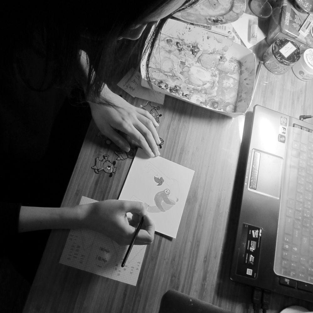 時刻創意|身態系 系列-貓頭鷹