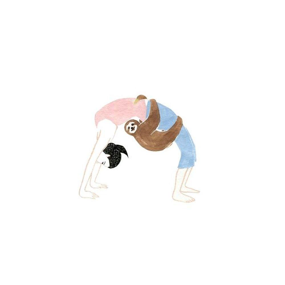 時刻創意|身態系 系列-樹懶