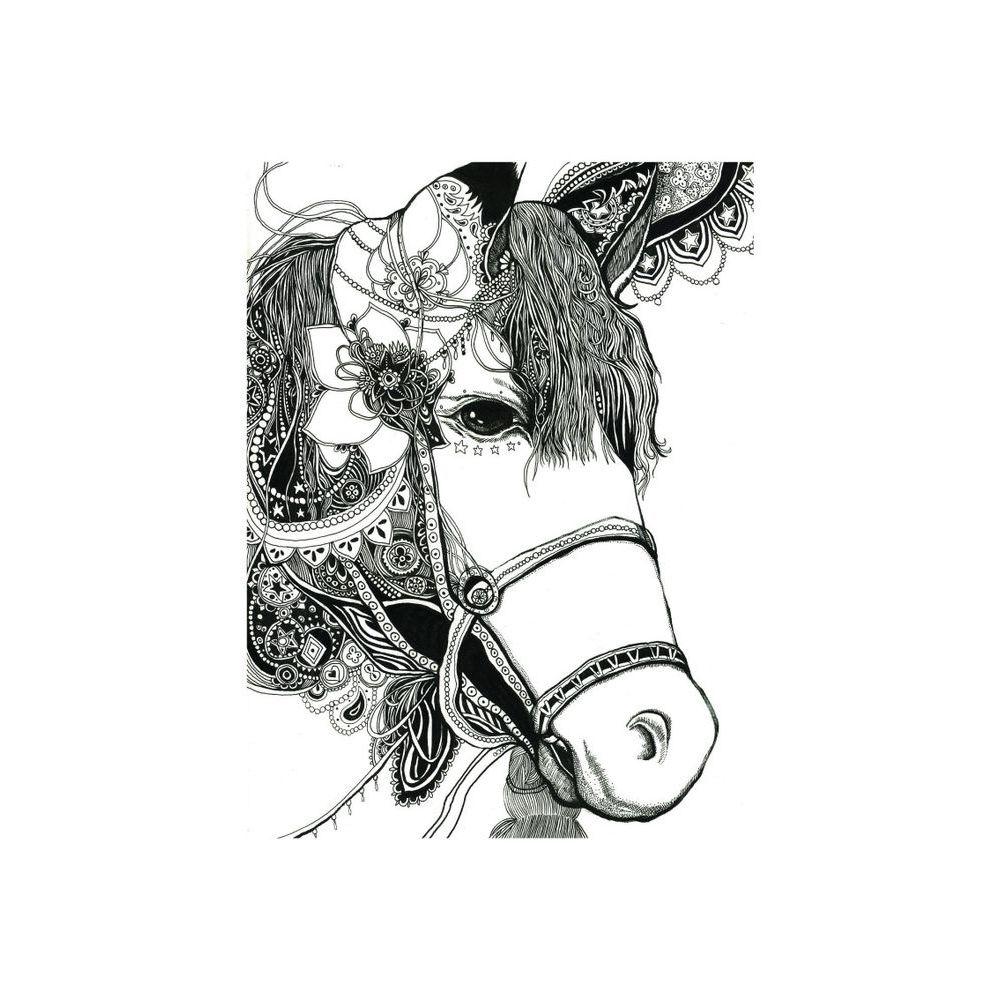時刻創意 生肖系列-馬