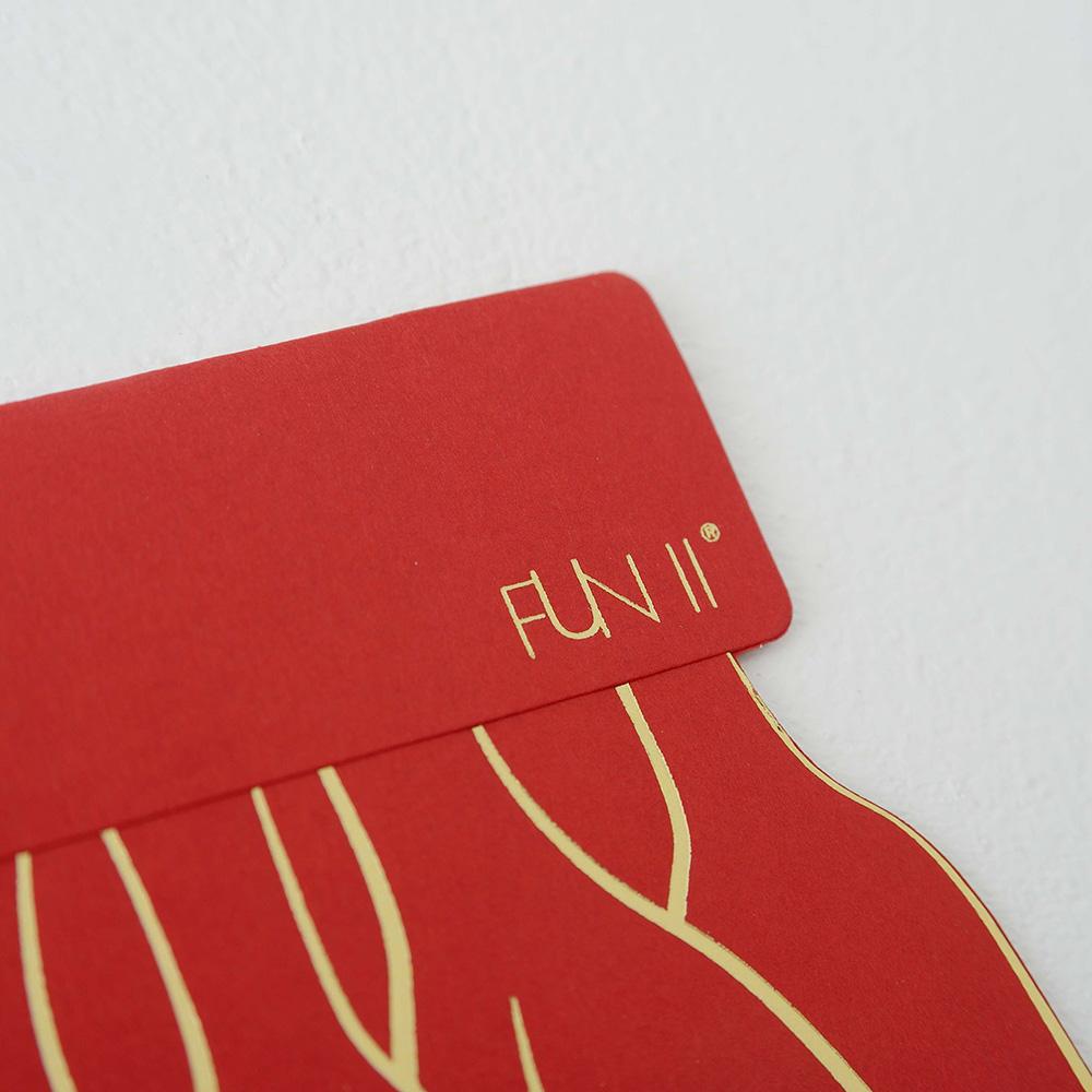 FUN ll|剝皮猴有錢紅包禮袋
