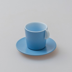 chiandchi|Espresso Cup and saucer 濃縮咖啡杯和盤子套裝(藍色)