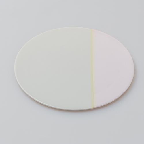 chiandchi|PATCH flat plate 淺盤(粉色)