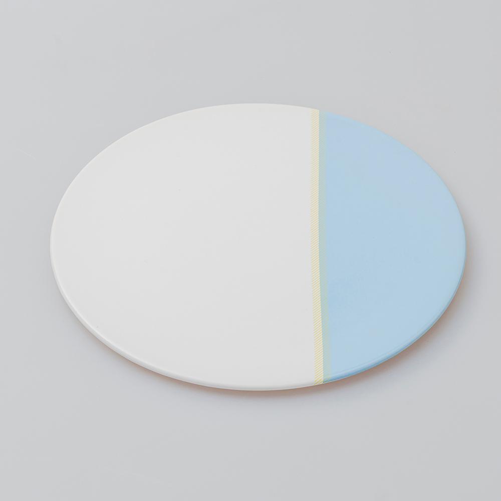 chiandchi|PATCH flat plate 淺盤(海洋藍)