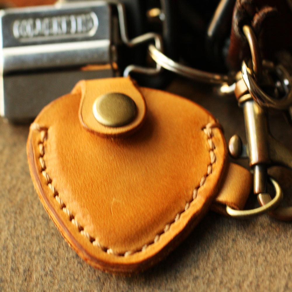 Hsu & Daughter|吉他PICK/感應磁扣鑰匙圈
