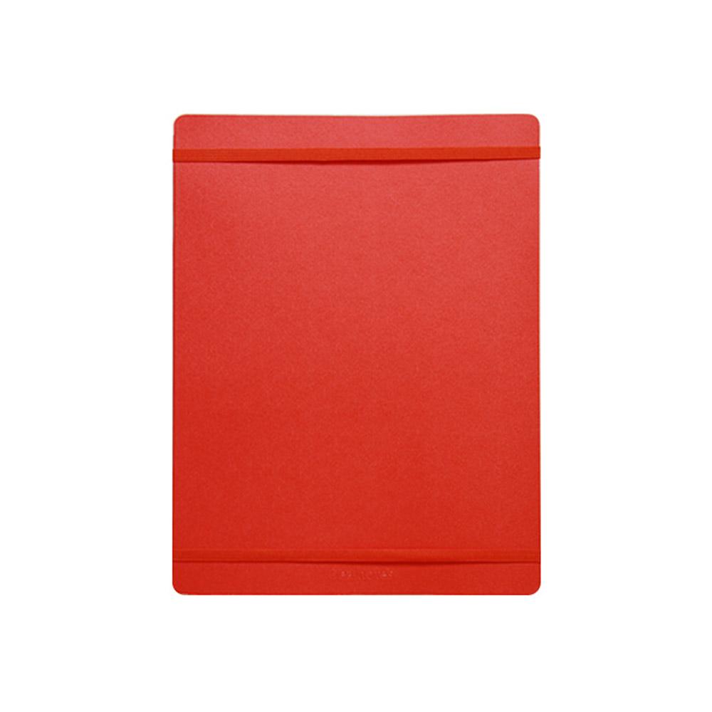 KEV|理想筆計本 iDealnotes for iPad 2/New iPad(紅色)