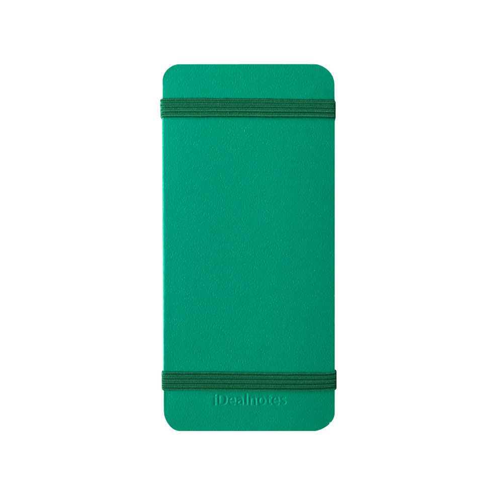 KEV|理想筆計本 iDealnotes for iPhone 5/5S(綠色)