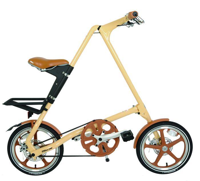 (複製)STRiDA|LT 折疊腳踏車(湖水綠)