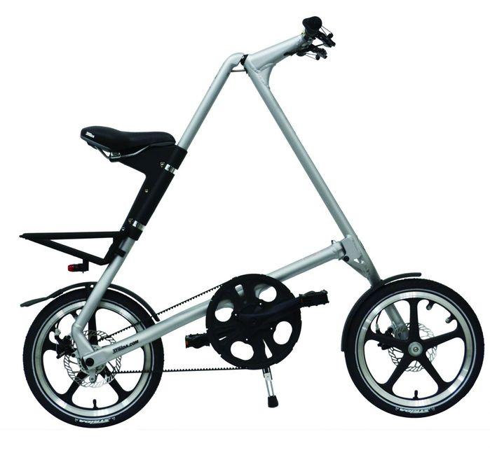 (複製)STRiDA LT 折疊腳踏車(奶油色)