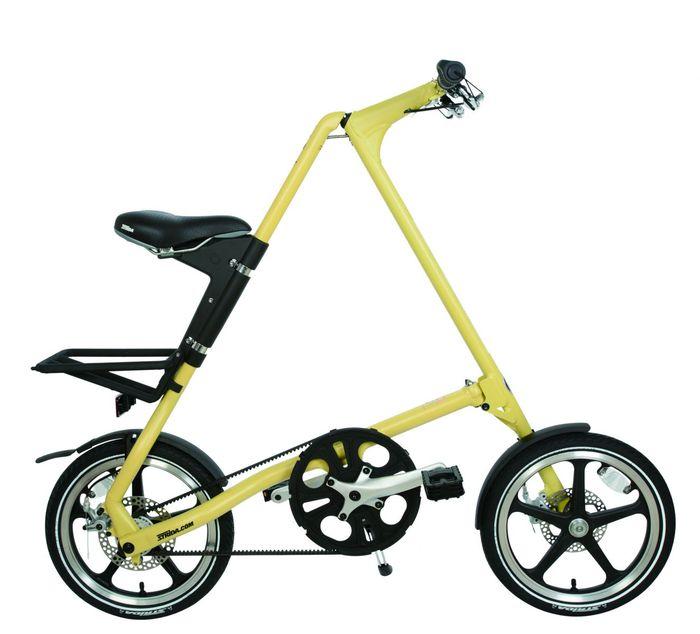 (複製)STRiDA LT 折疊腳踏車(粉紅色)