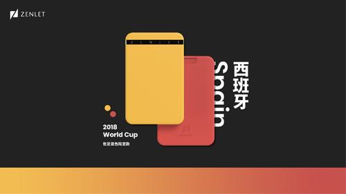 ZENLET|ZENLET Wallet 2018世足限定版(含RFID防盜卡)