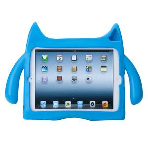 Ndevr iPad 兒童平板保護套 for iPad 2/3/4(藍色)