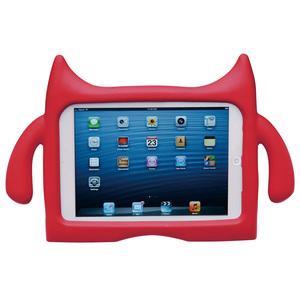 Ndevr iPad mini 兒童平板保護套 for iPad mini 1/2/3(紅色)