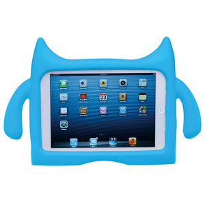 Ndevr iPad mini 兒童平板保護套 for iPad mini 1/2/3(藍色)