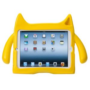 Ndevr iPad 兒童平板保護套 for iPad 2/3/4(黃色)