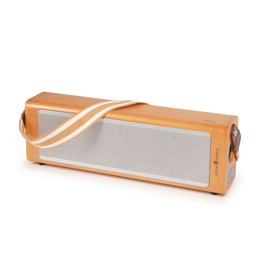 CELIA&PERAH|P4 無線高傳真曲木音響