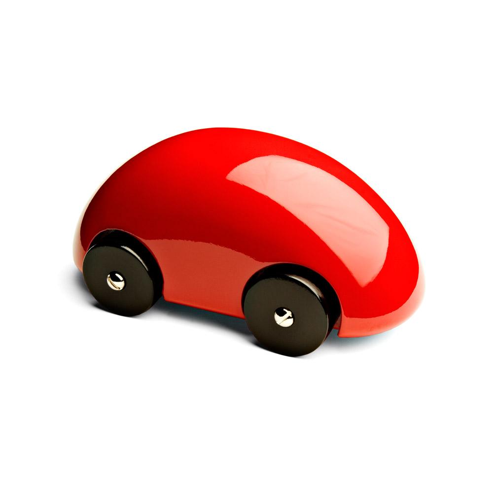 PLAYSAM|經典流線原型車(紅)