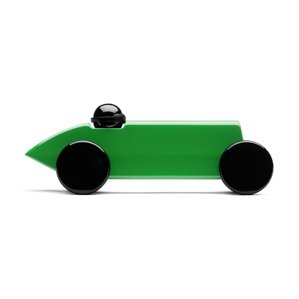 PLAYSAM|Mefistofele賽車(綠)