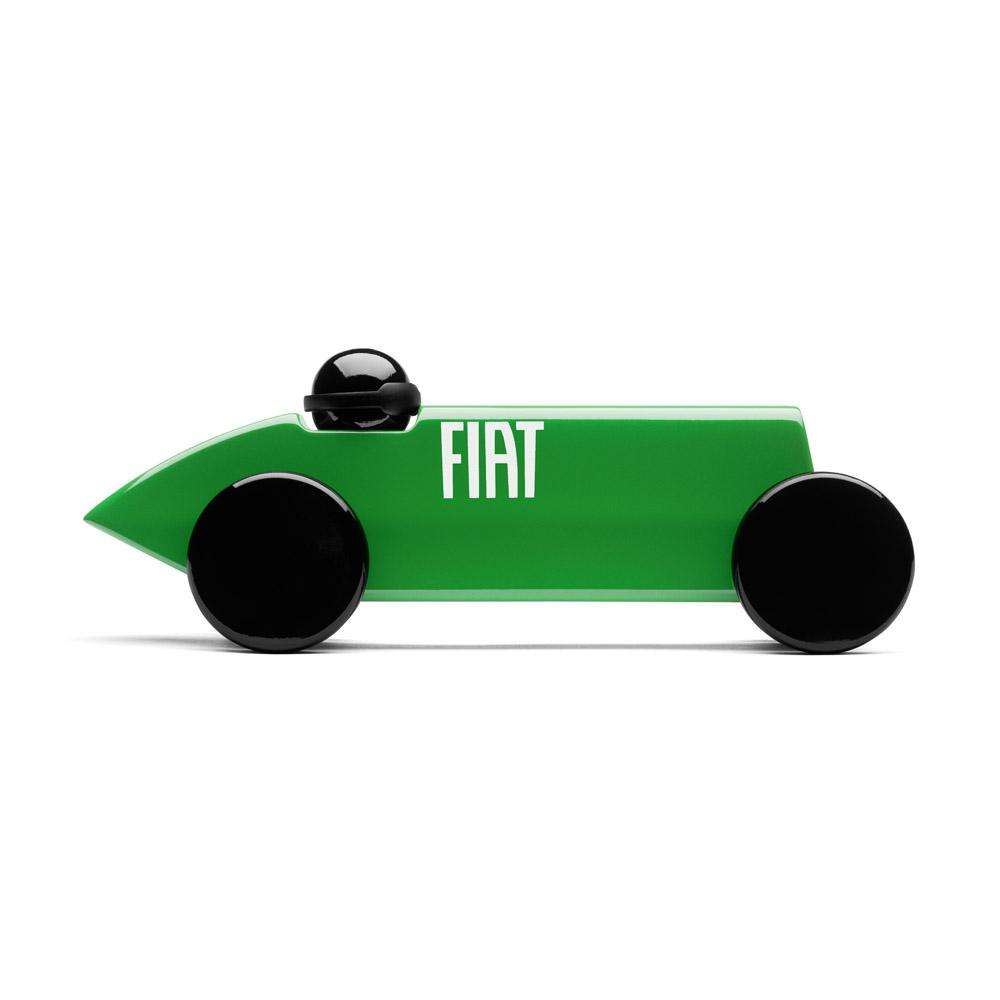 PLAYSAM|Mefistofele賽車FIAT(綠)