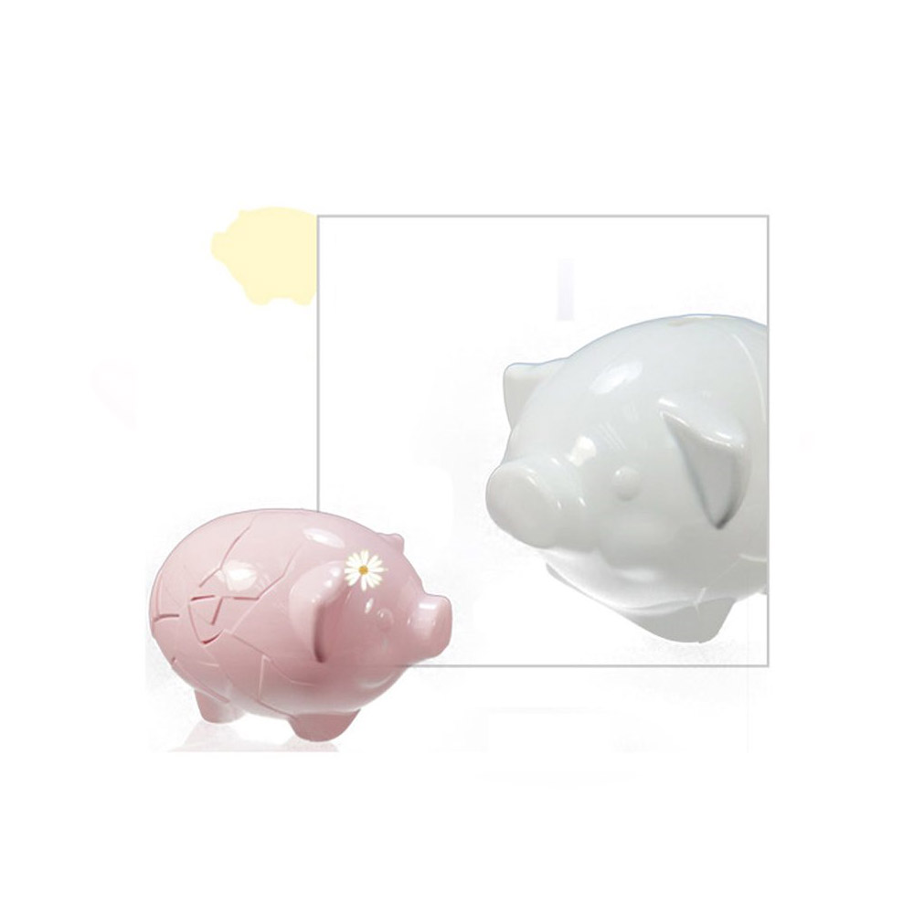 HOOBBE|破碎小豬造型存錢筒
