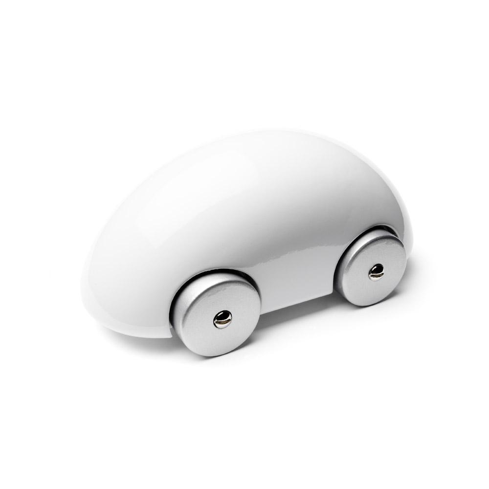 PLAYSAM 經典流線原型車(iCar、白)