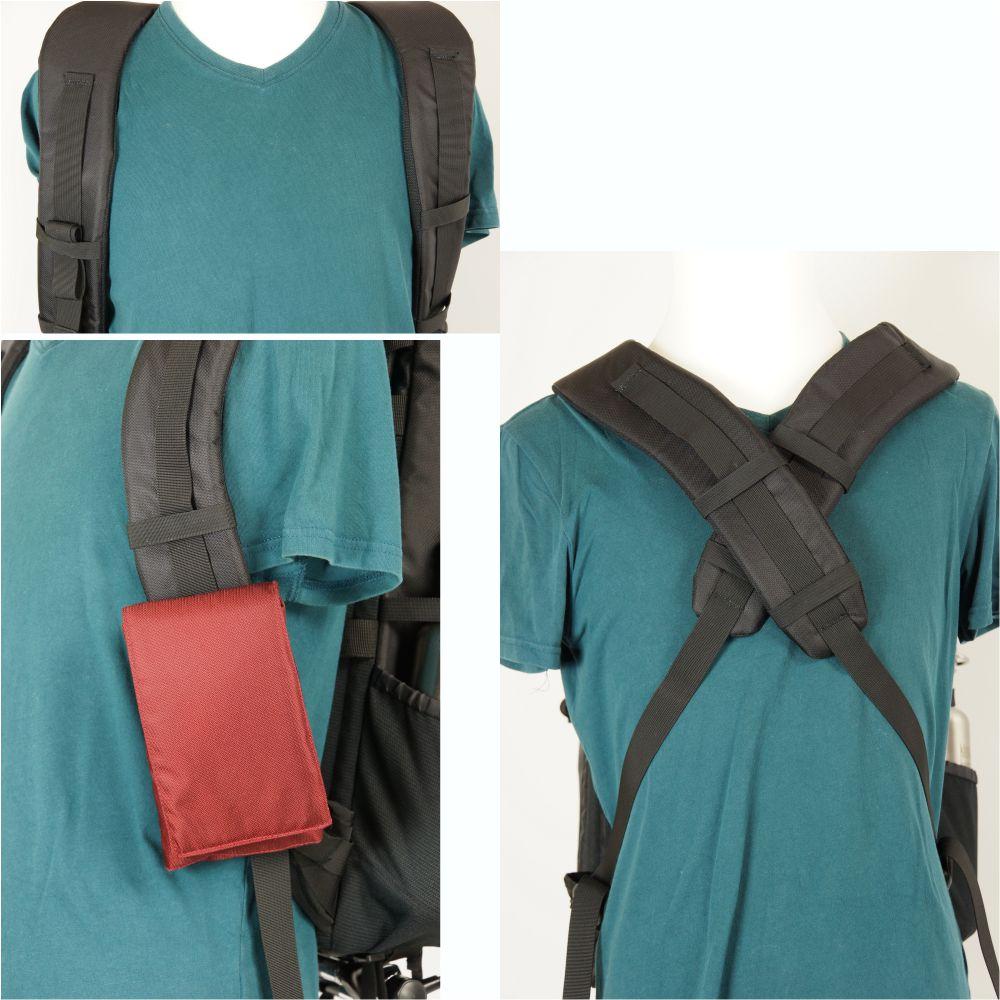 Ksarkiter|T306反重心式攝影背包