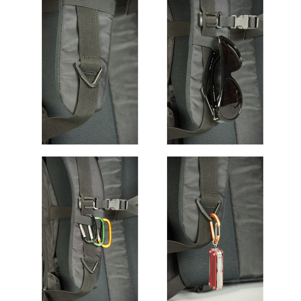 Ksarkiter D系列高負重型背帶套件組
