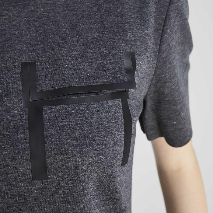 design+|機能圓領T恤(1601FT01BK-S/M/L)