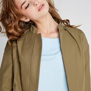 design+ 軍綠捲袖襯衫(FIT1701JK02GN)