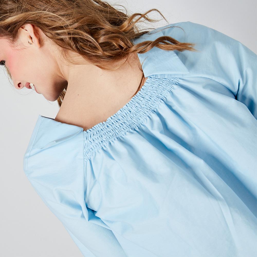 design+|水藍中國風上衣(FIT1701TP04BL)