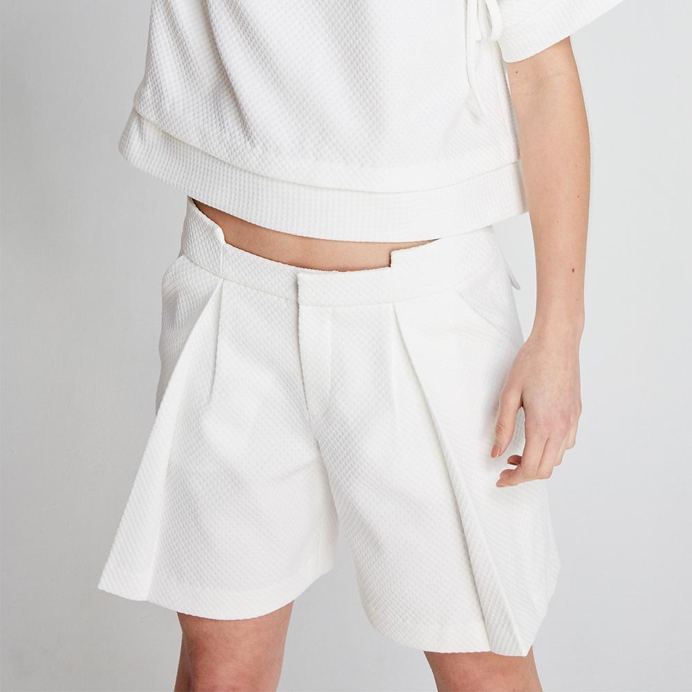 design+|設計款白褲裙 (FIT1701PT01WH)