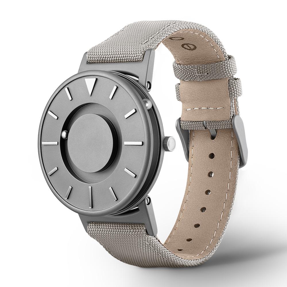 EONE|The Bradley 觸感腕錶(極簡灰)