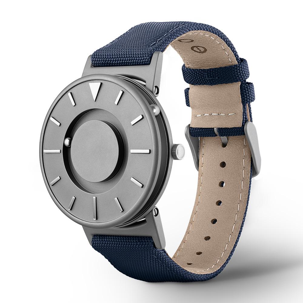 EONE|The Bradley 觸感腕錶(沉靛藍)