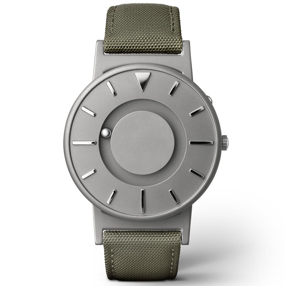 EONE|The Bradley 觸感腕錶(橄欖綠)