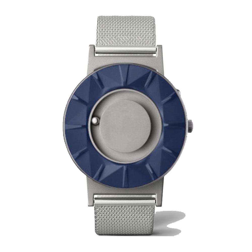 EONE The Bradley 觸感腕錶(陶瓷藍)
