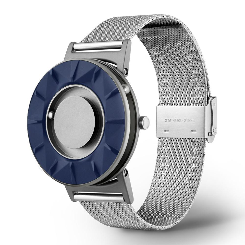 EONE|The Bradley 觸感腕錶(陶瓷藍)